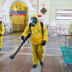 Udvostručen broj zaraženih u Moskvi: U jednom danu registrovano više od 9.000 novozaraženih