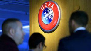 Uefa i dalje pregovara s britanskom vladom o stranim navijačima