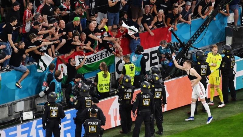 Uefa istražuje incidente na utakmici Mađarske i Nemačke