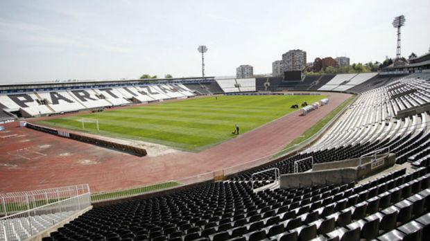 Uefa nemilosrdna, Partizan i zvanično bez navijača protiv Moldea