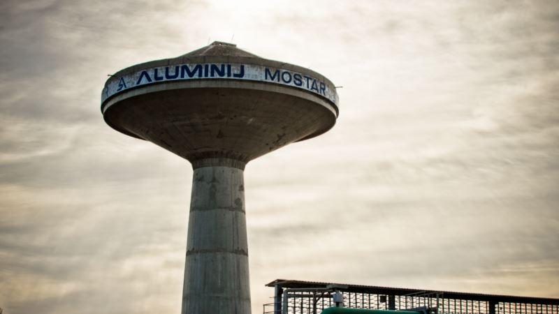 Ugašen mostarski Aluminij