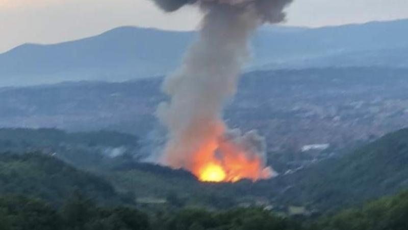 Ugašen požar u čačanskoj Slobodi