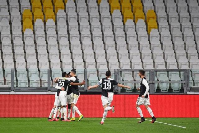 Ugledajte se na Juventus
