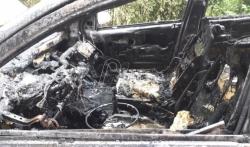 Uhapšen Aleksinčanin zbog sumnje da je podstrekivao na paljenje automobila novinara iz tog mesta