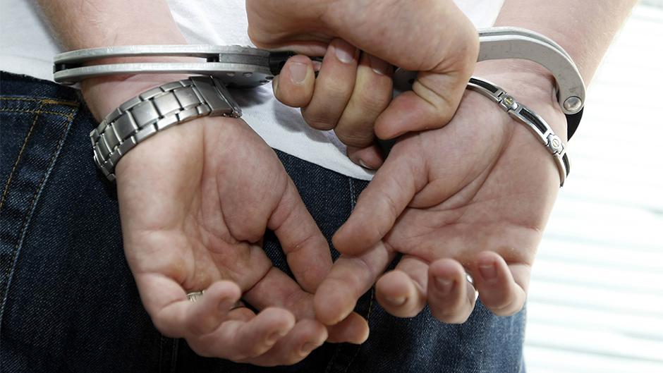 Rezultat slika za uhapsen