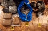 Uhapšen diler u Beogradu; policija mu u stanu pronašla pakete droge
