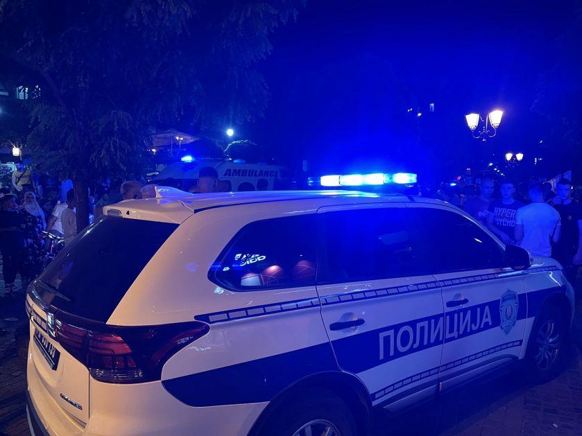 Uhapšen jedan od učesnika sukoba u centru grada