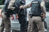 Uhapšen muškarac koji je bacio bombu u Sarajevu