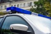 Uhapšen muškarac koji je išao ulicom sa sekirom u ruci