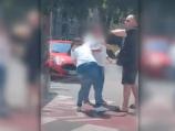 Uhapšen muškarac koji je na ulici u Nišu šamarao i gurao dve žene