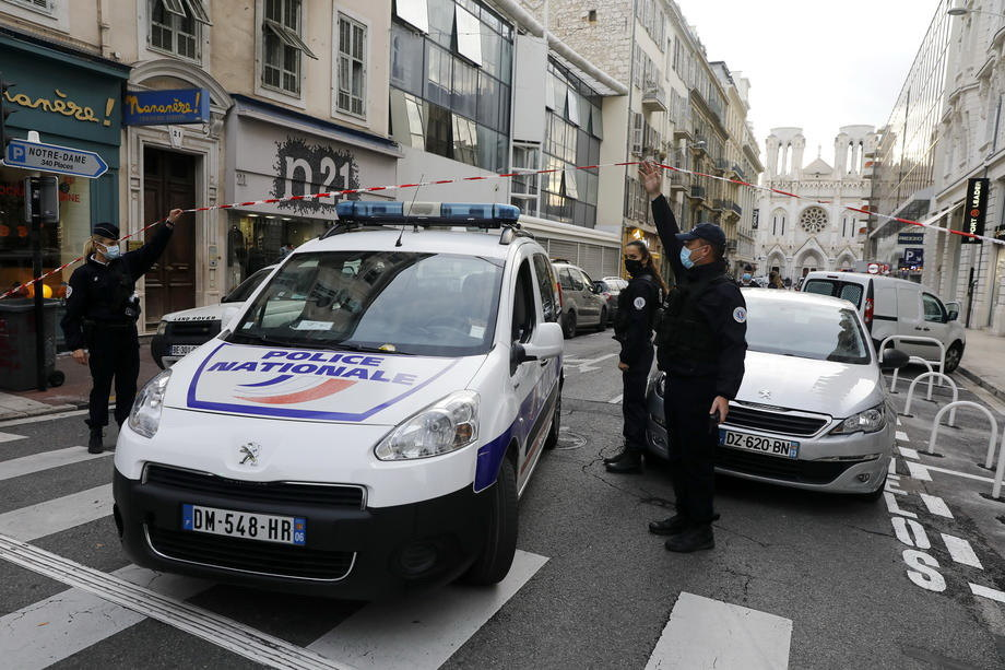 Uhapšen muškarac povezan sa napadačem iz Nice