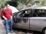 Uhapšen nalogodavac paljenja auta aktiviste iz Aleksinca