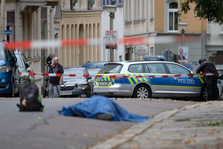 Uhapšen napadač na sinagogu koji je ubio dvoje ljudi