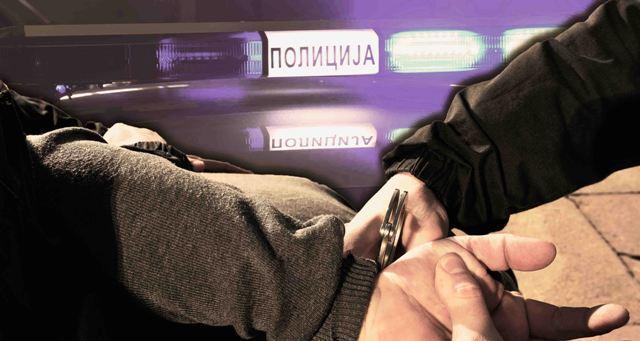 Uhapšen osumnjičeni Novopazarac za krađu iz butika