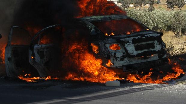 Uhapšen osumnjičeni za paljenje automobila u Novom Pazaru
