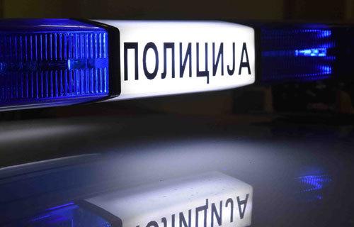 Uhapšen osumnjičeni za paljenje kombija u Zrenjaninu