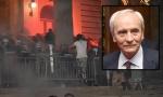 Uhapšen sin Petra Škundrića: Pokušao da upadne u Skupštinu sa bejzbol palicom, pozivao se na Ivicu Dačića