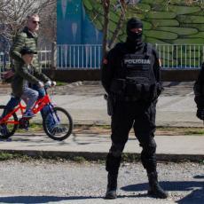 Uhapšen sveštenik SPC: Milova policija upala u manastir USRED BOGOSLUŽENJA