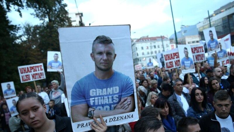 Uhapšene još dvije osobe povezane sa slučajem Dženan Memić
