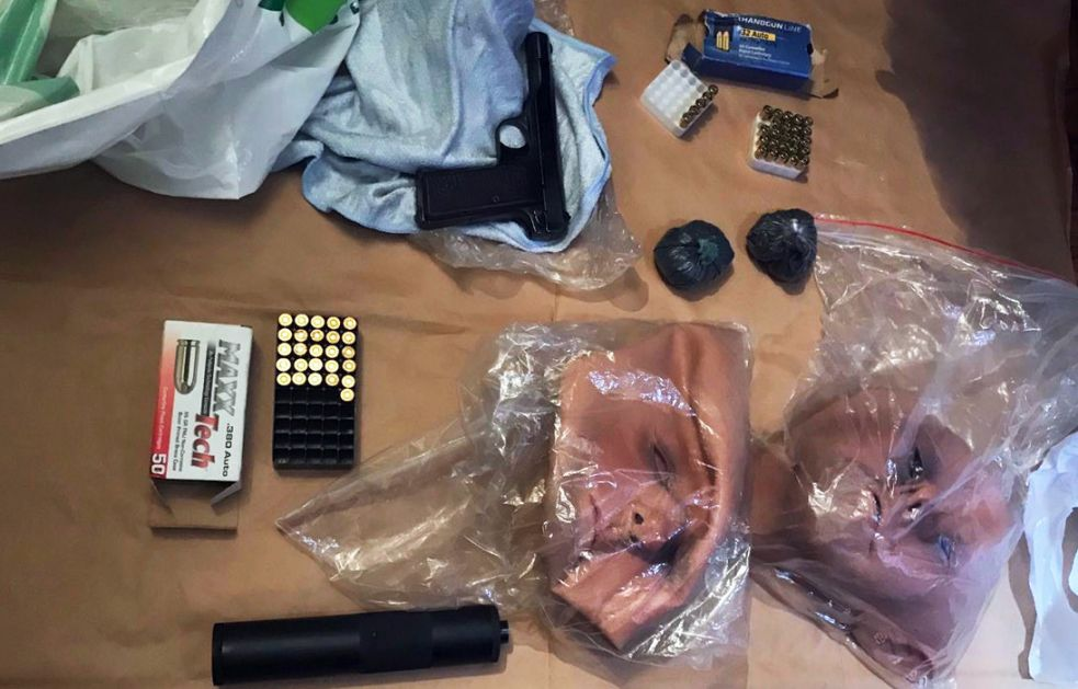 Uhapšena dva narko-dilera, zaplenjeno 67 kilograma droge