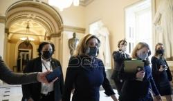 Uhapšena žena optužena za upad u Kapitol i kradju laptopa Nensi Pelosi