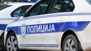 Uhapšeni na Dorćolu osumnjičeni za nekoliko krivičnih dela