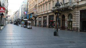 Uhapšeni osumnjičeni za nestanak skulpture u Knez Mihailovoj ulici