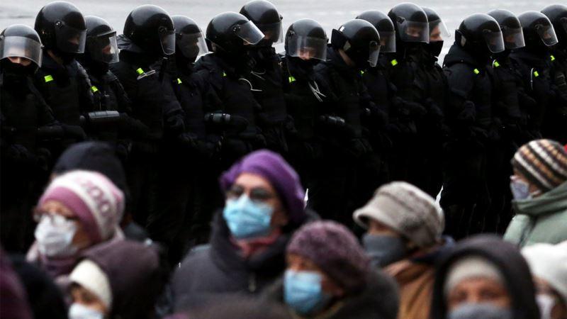Uhapšeni penzioneri koji su protestovali protiv Lukašenka