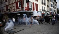 Uhapšeno 68 na protestu zbog samita G7 u Francuskoj