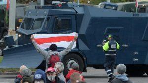Uhapšeno više 200 ljudi na protestima u Belorusiji