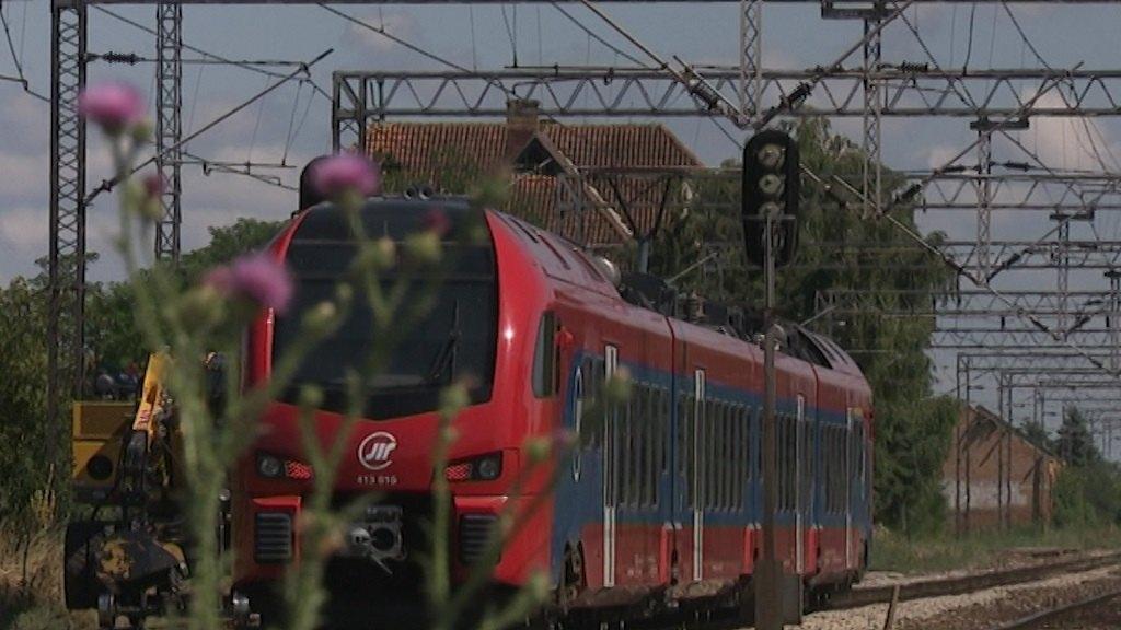 Ujutru moguća obustava linije Bg voza zbog iskakanja vagona