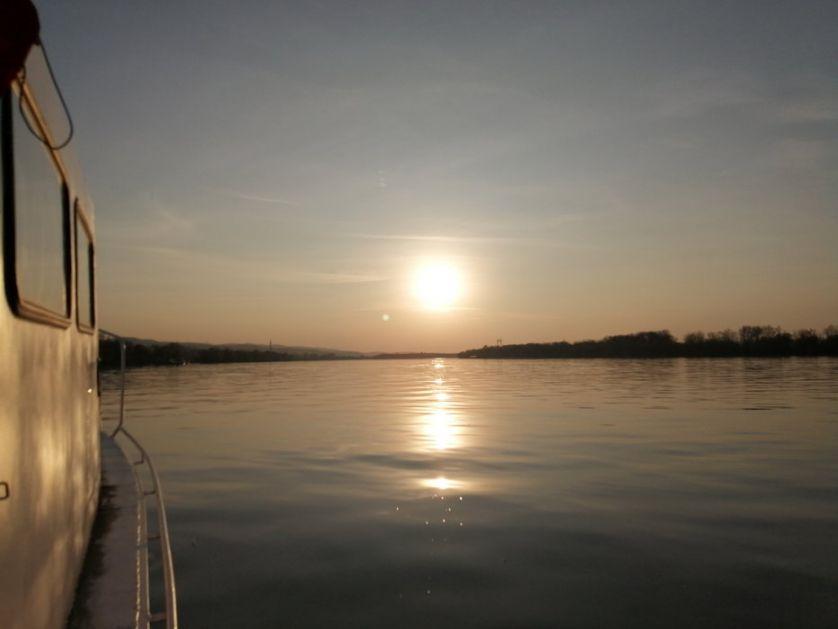 Ukinuta obustava plovidbe Dunavom kod Velikog Gradišta