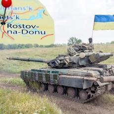 Ukrajina JURIŠA na Rusiju sa JEDNIM TENKOM, a Zelenski LUPETA GLUPOSTI: Kijevski NATO projekat u DUBOKOJ KRIZI