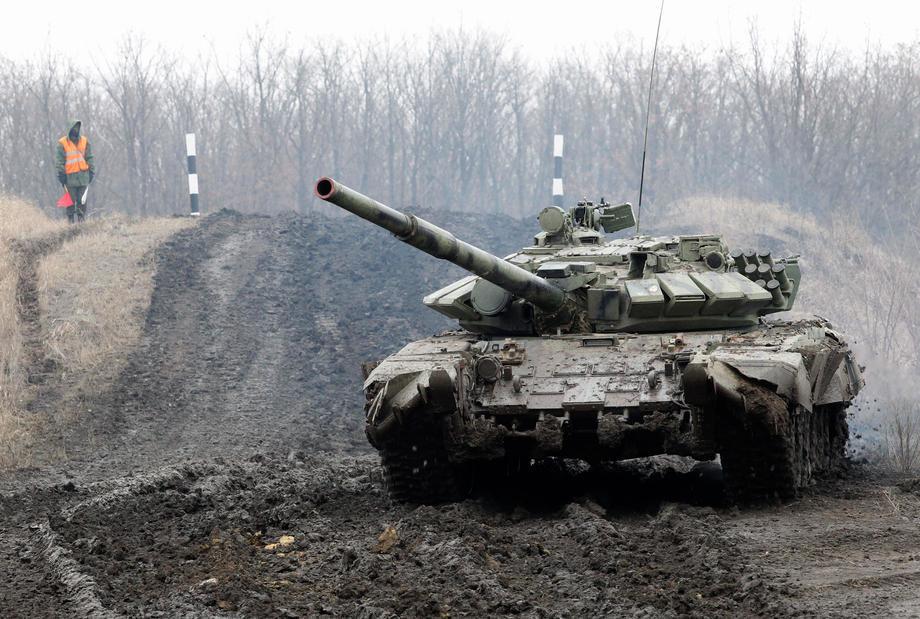 Ukrajina izvodi vojne vežbe blizu granice sa Krimom