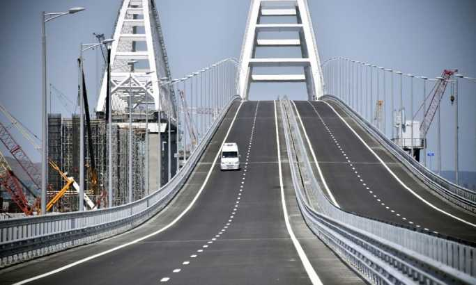 Ukrajina merka Krimski most, šta će uraditi Rusi?