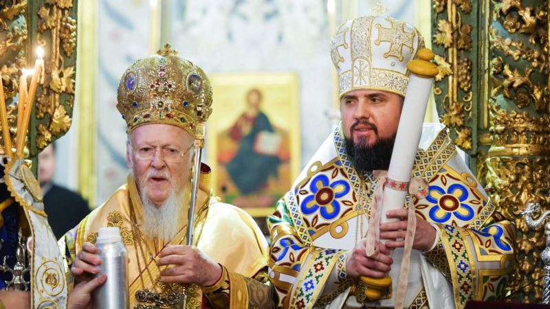Ukrajinska crkva primila ukaz o nezavisnosti