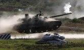 Ukrajinska vojska dopremila vojnu tehniku