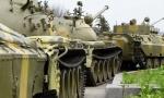 Ukrajinska vojska formira kolonu vojne tehnike u Luganskoj oblasti