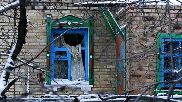 Ukrajinske snage granatirale Gorlovku