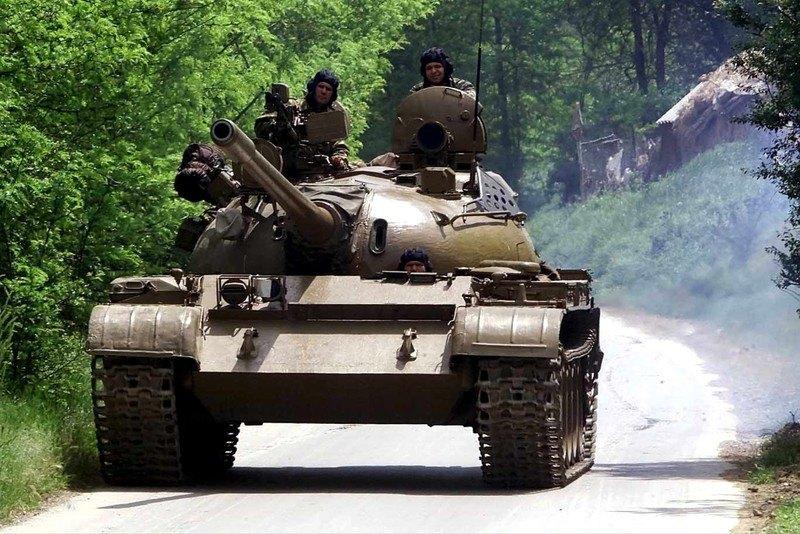 Ukrajinski zavod želi da modernizuje tenkove T-55