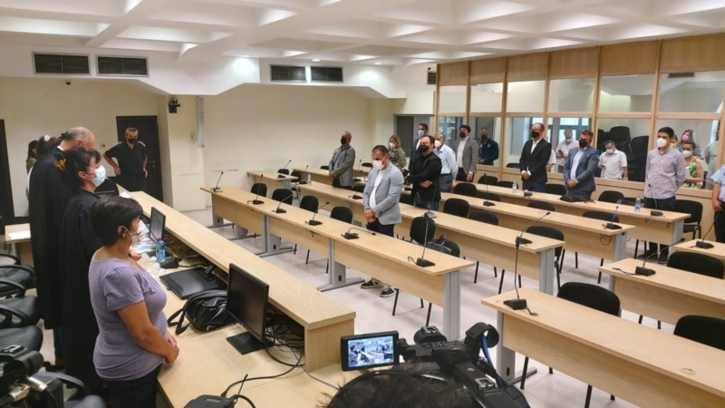 Ukupno 25 godina zatvora za nasilje u Sobranju