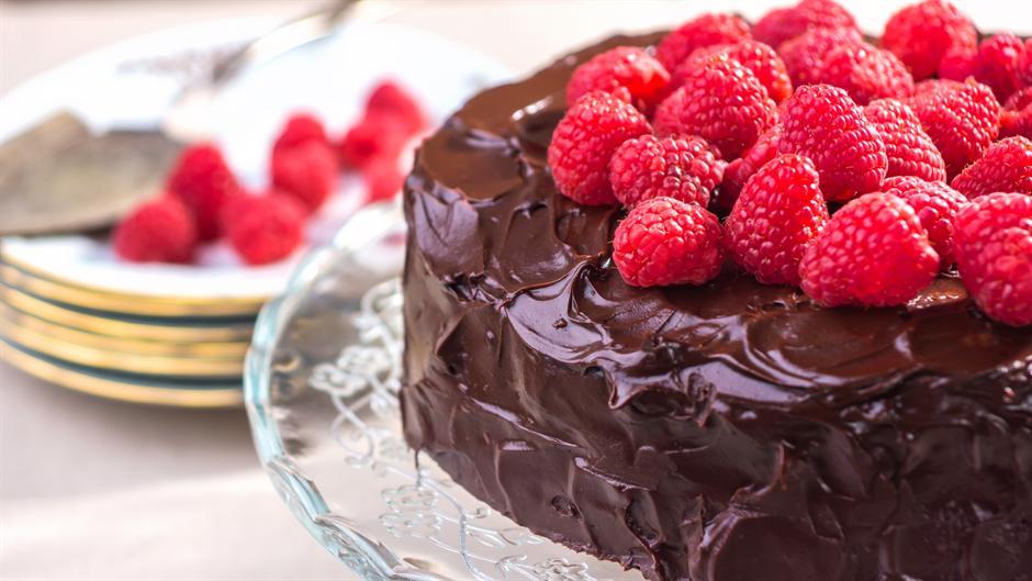 Ukusna, sočna, neodoljiva: Posna čokoladna torta