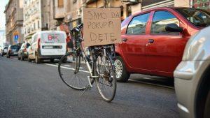 """""""Ulice za bicikliste"""": Vozači da poštuju prostor namenjen biciklistima"""
