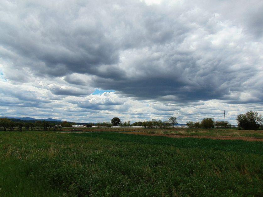 Umereno oblačno, popodne razvedravanje