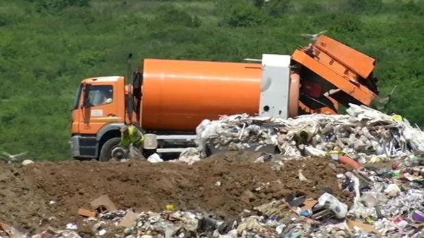 Umesto prerade, u Srbiji se gomila otpad