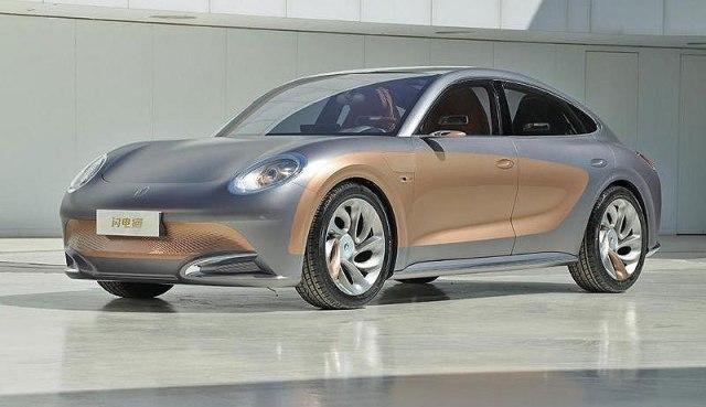 Umetnost kopiranja: Kinezi prosto obožavaju Porsche, zato su napravili Lightning Cat FOTO