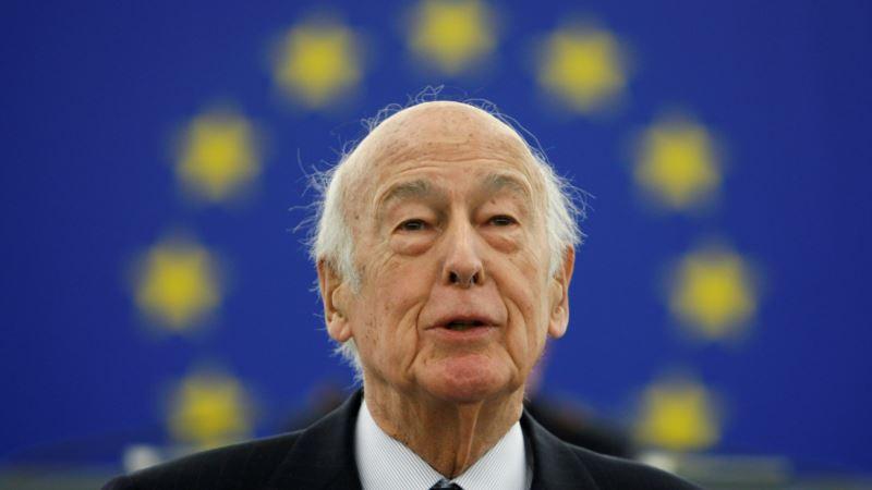 Umro bivši francuski predsjednik Giscard dEstaing, kreator EU integracija