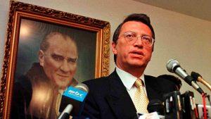 Umro bivši turski premijer Mesut Jilmaz