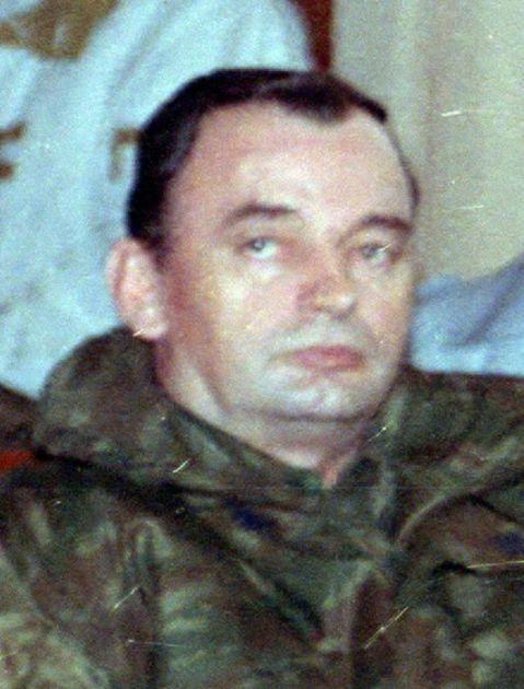 Umro general VRS Manojlo Milovanović