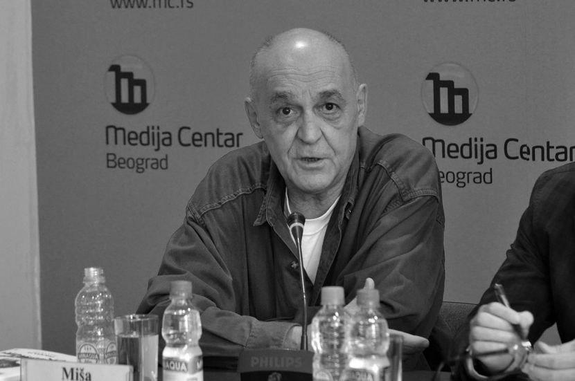 Umro novinar Miloš Vasić